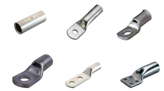 Cable Lugs, cable glands, earthing and lightning protection accessories